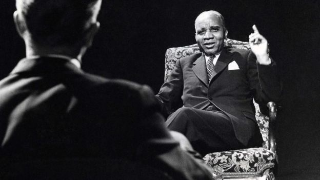 Hastings Banda, 1960 yılında bir BBC programında