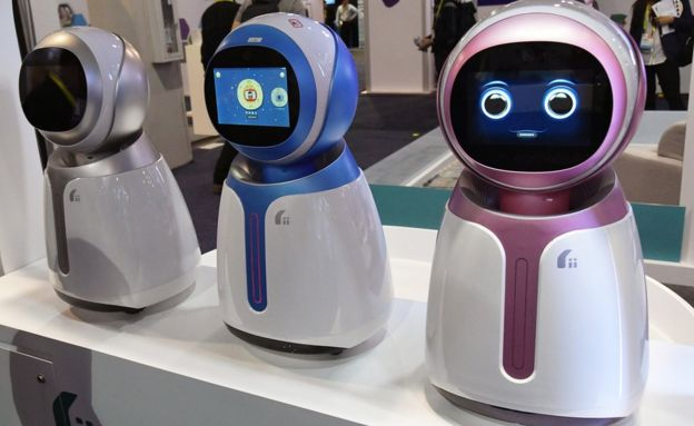 Robots Kikoo