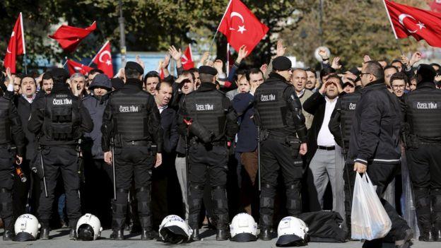 Նոր պայթյուն` Թուրքիայում. կան զոհեր