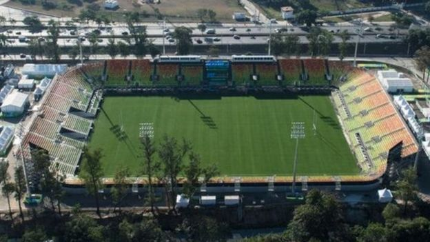 El estadio de Deodoro será desmantelado y no podrá usarse en los paralímpicos.