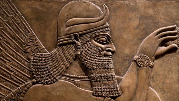 Asur tanrısı