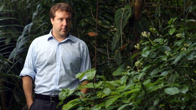 Bernardo Strassburg, secretário-executivo do IIS