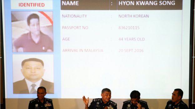 پلیس مالزی: دیپلمات کره شمالی در قتل کیم جونگ نام دست داشته است