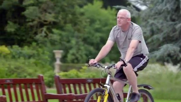 universal fitness 855 recumbent exercise bike manual