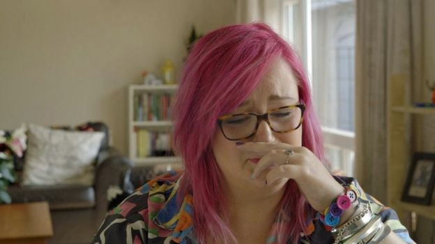Emily Yates upset about her video