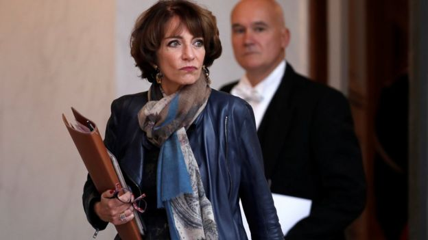 File pic of Marisol Touraine