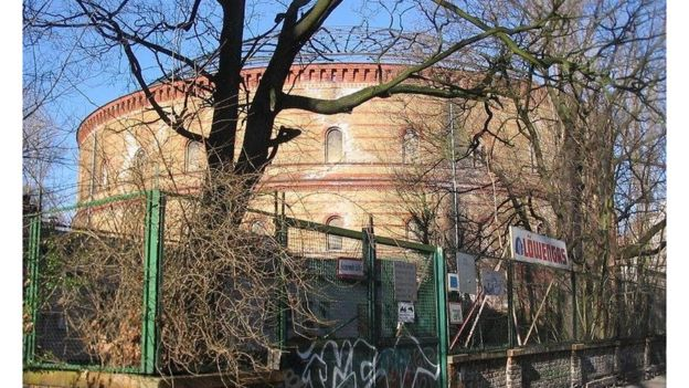 Fichtebunker, Berlín