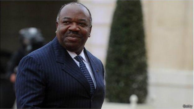 Ali Bongo réélu pour un mandat de sept ans
