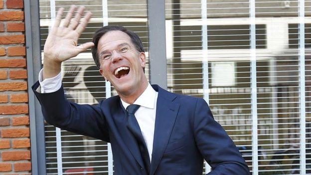 Hollanda Başbakanı Rutte