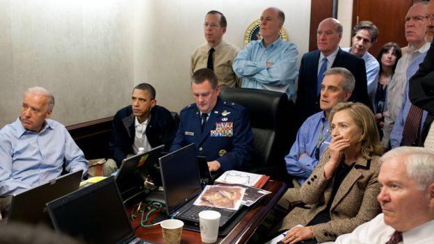 Gabinete de Obama espera noticias de bin Laden