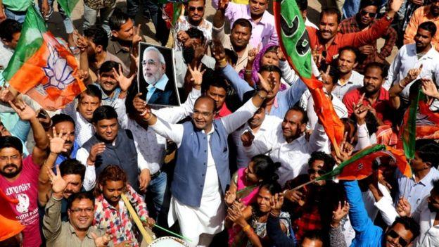 यूपी चुनाव में बीजेपी की जीत
