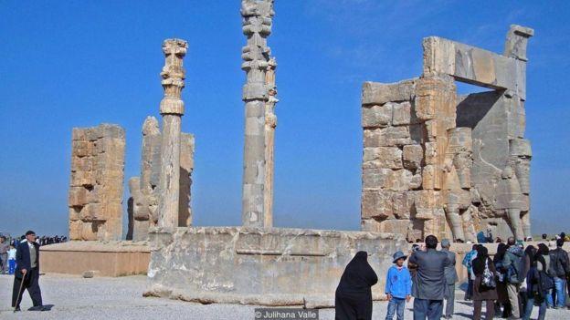 Persepolis İran