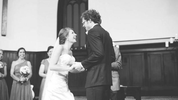 Casamiento de Johanna y Scott