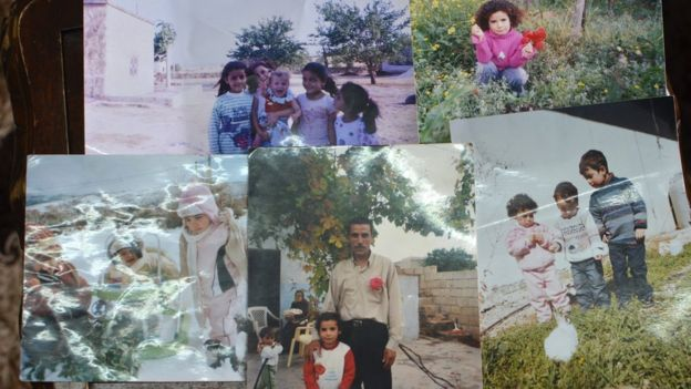Al Ahmed family photographs