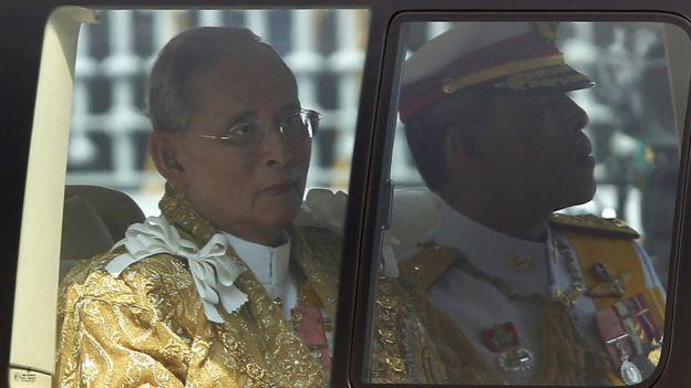 Thailand begins naming Prince Vajiralongkorn as new king