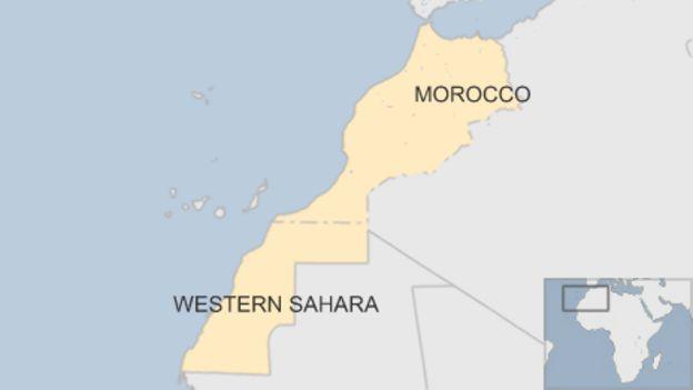 BBC Western Sahara opposes Moroccos African Union bid SADR