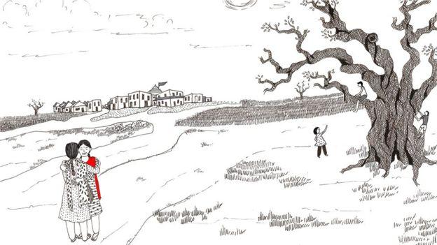 كانت غيتا تعمل في مجال الرعاية الصحية في المناطق القروية الفقيرة في شمال الهند وهذا يتطلب سفرها سيرًا على الأقدام وحدها بين القرى المجاورة، بعد حلول الظلام أحيانا، وزيارة منازل أناس غرباء فيها.