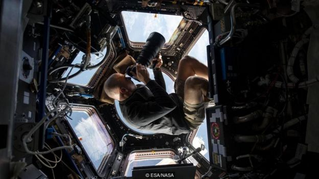 Seeing our planet from orbit can fundamentally alter the outlook that astronauts can have on life