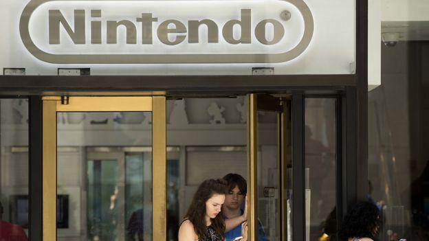 Tienda de Nintendo