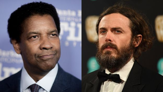 Denzel Washington y Casey Affleck