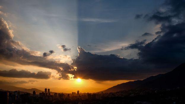 Vista de Caracas