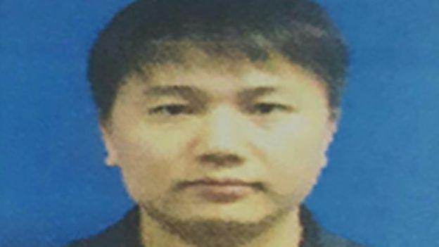 Photo of Kim Uk Il