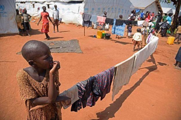 Mapigano ya wenyewe kwa wenyewe yamesababisha watu wengi kuhama makwao