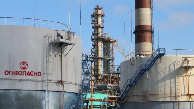 Белорусский нефтеперерабатывающий завод