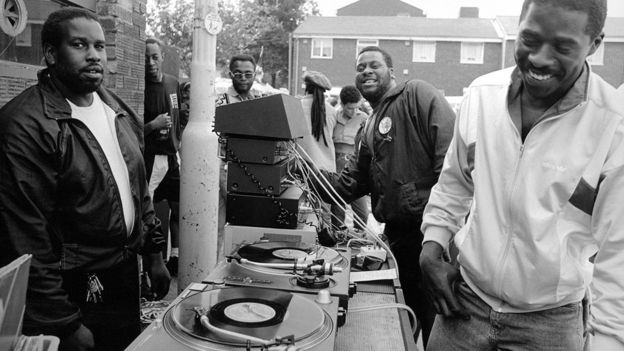 Alpha & Omega sound system on St Nicholas Road, St Pauls Carnival 1991