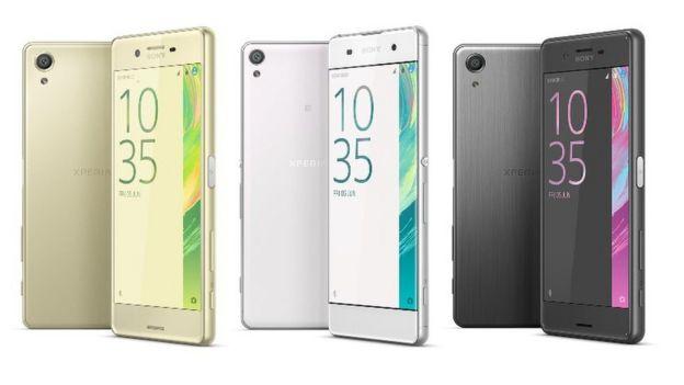 Sony Xperia X phones