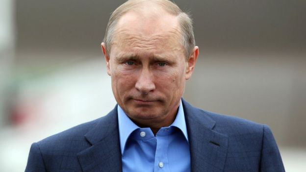 File photo dated 17-06-2013 of Russian President Vladimir Putin
