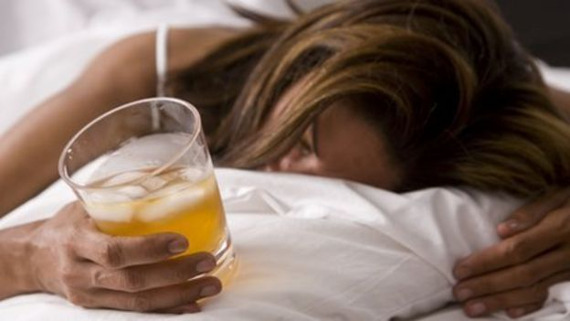 Is it true that getting drunk on clear alcohols you are less likely to get a hangover?