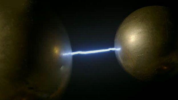 Esferas de metal