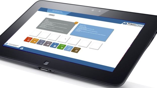 PrisonCloud Tablet