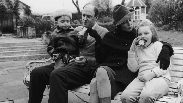 La familia Dahl