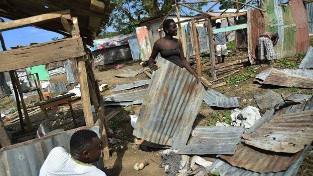 El país todavía se recupera de los destrozos causados por el huracán Matthew el año pasado.