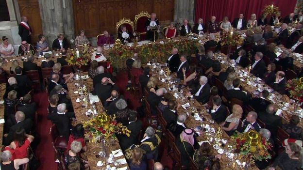 Lord Mayor's Banquet