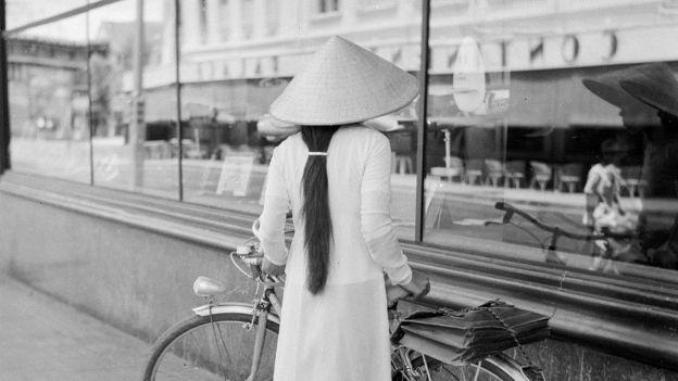 Một hình ảnh của Sài Gòn năm 1956 - ảnh tư liệu của Three Lions/Getty