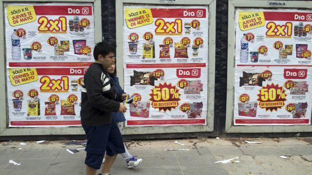 Promociones en Argentina
