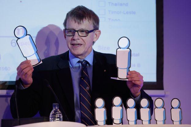 Hans Rosling.