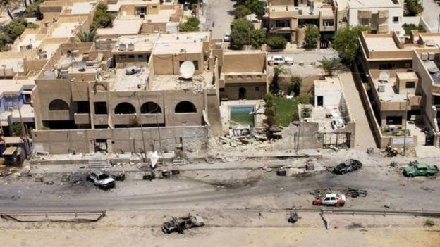 السفارة الأردنية في بغداد