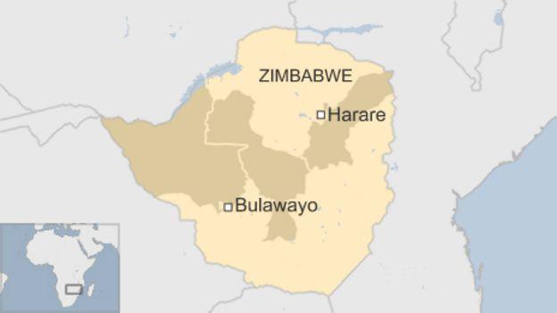 Zimbabwe declares drought disaster