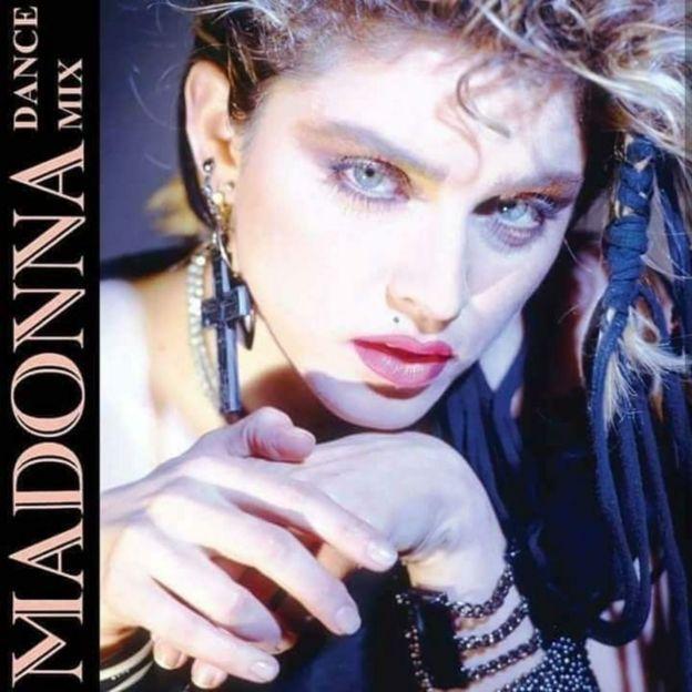 Madonna: Dance Mix EP