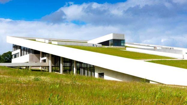 В Музее Моэсгорд в Орхусе - одна из лучших экспозиций, посвященных железному веку в Европе
