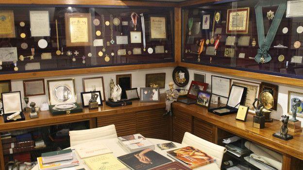 La clínica de Ivo Pitanguy en Río de Janeiro