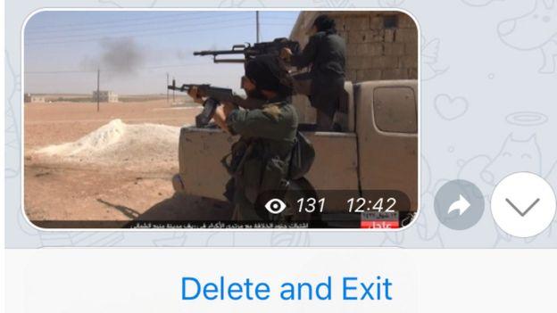 Uso do Telegram se divide entre grupos de propaganda, onde apenas os administradores podem fazer postagens, e