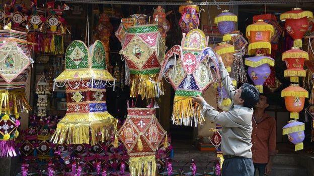ভারতের বাজারে চীনা পণ্য