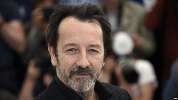 French actor Jean-Hugues Anglade, 21 Aug