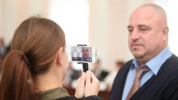 Единоросс Алексей Севастьянов