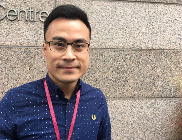 立法会议员郭伟强接受BBC中文网时表示,林郑月娥经验丰富,熟悉政府部门运作,是行政长官合适人选。